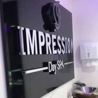 Impression, salon